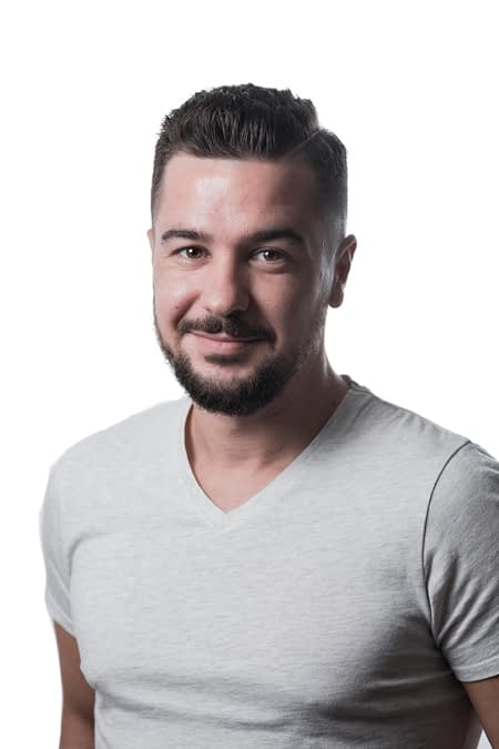 Photo of Founder Julian Virag
